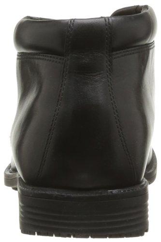 Rockport Esntial Dtl Wpchukka, Boots homme Noir