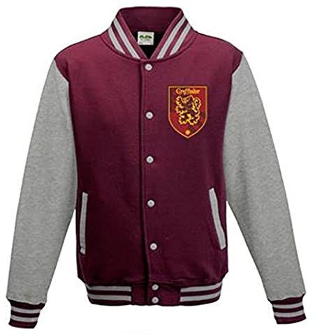 CID Harry Potter-House Gryffindor Veste Homme, Multicolore, FR : XL (Taille Fabricant : XL)