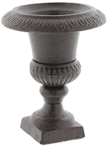 Park Hill 14cm Gusseisen Urne Stil Kerzenhalter - Säule Viktorianischen Kerze