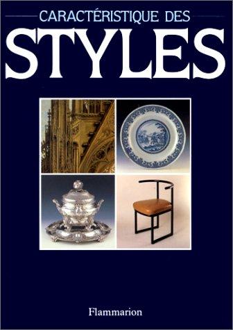 Caractristique des styles