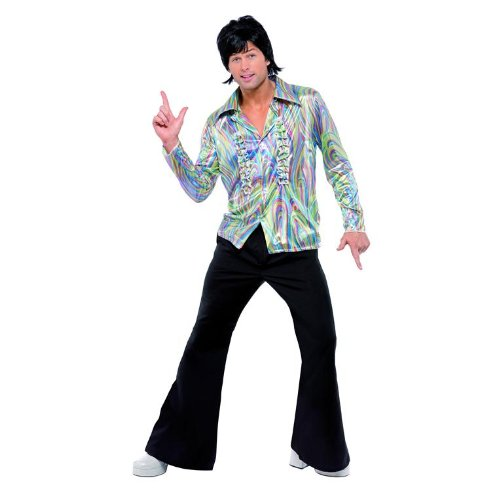 Smiffy 's–Kostüm-Jahre 70s Herren, Größe M (33841MD)