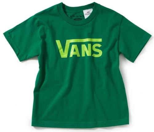 Vans Classic Boys Maglietta da bambino Cardinale/Elettrico XL