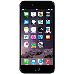 Apple iPhone 6 Plus Gris Sidéral 16GB Smartphone Débloqué (Reconditionné)