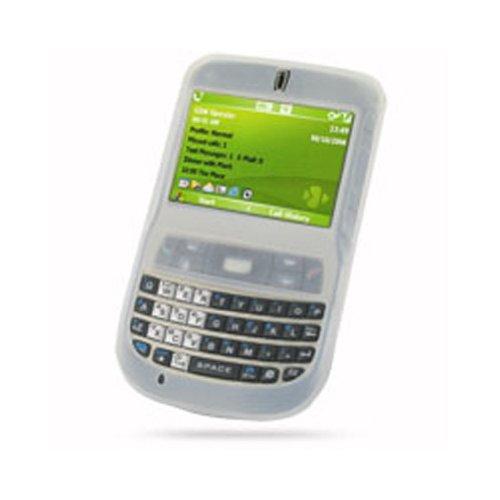 Silikon-Etui (Farbe weiß) für O2 XdCosmo, Orange SPV E600, HTC S620, T-MOBILE Dash, Dopod C720W