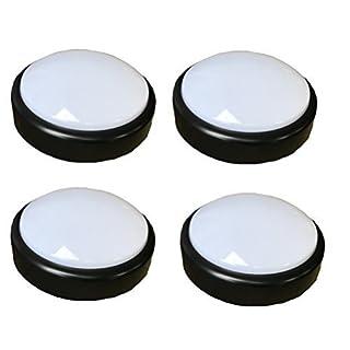 Druckschalter / aus Licht für Kleiderschrank oder Belüftung Schrank groß (5.5