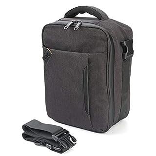 JesseBro76 Waterproof Storage Bag Carrying Case for SJR/C Z5 Folding Quadcopter Drone Black