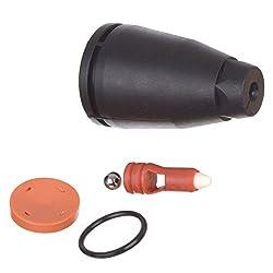 220 bar Gr/ö/ße Turbo-D/üse//Dreckfr/äse f/ür Hochdruckreiniger max 030er