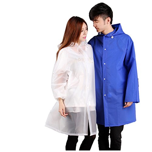 Hommes et femmes coupe-vent à capuchon à capuche imperméable à la voiture électrique ( Couleur : Y , taille : L ) H