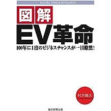 図解 EV革命 100年に1度のビジネスチャンスが一目瞭然! (毎日新聞出版) (Japanese Edition)