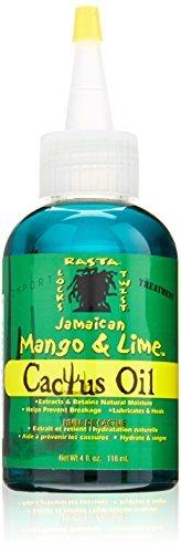 Jamaican Mango & Lime - Cactus Oil - 113ml by Jamaican Mango & Lime