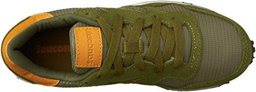 Sneaker Saucony DXN Trainer Tostado Verde