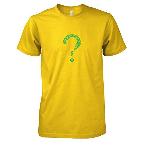 TEXLAB - Riddle - Herren T-Shirt, Größe XXL, -