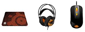 SteelSeries Game Bundle Box Heat Orange