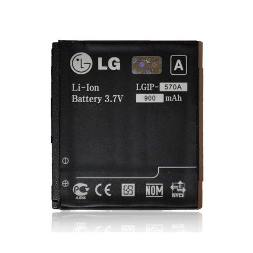 LG LGIP - 570A Li-Ion 900 mAh, 3,7 V, Akku, für LG Cookie Kp500 KP501 LG KP502 LG KP503 LG KC550 LG KC780 Reina LG KF700 LG KC550 Orsay LG KF757 LG KF701