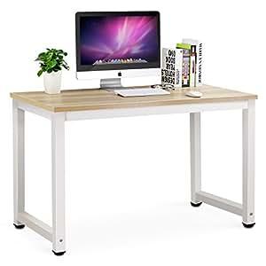 Tribesigns Computertisch Schreibtisch 25mm Dicke Moderner