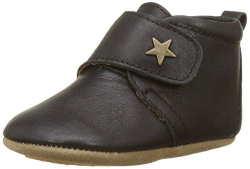 Bisgaard Unisex Baby 12301999 Pantoffeln, Schwarz (50 Black), 20 EU