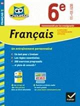 Français 6e - Nouveau programme 2016