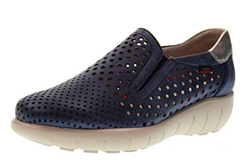 CALLAGHAN Scarpe Donna Sneakers Senza Lacci 11603 Blu Blu
