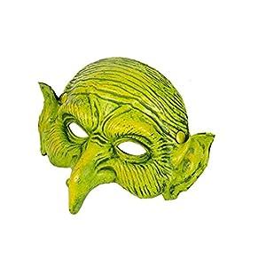 CUCUFA Maldita máscara de Brujas