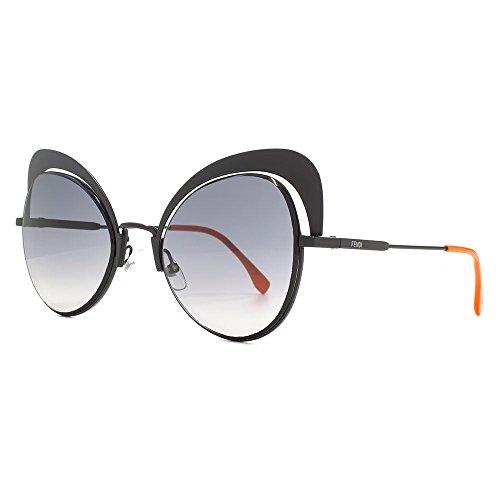 fendi-eyeshine-ff-0247-s-cat-eye-metal-women-black-grey-shaded807-9o-b-54-22-135