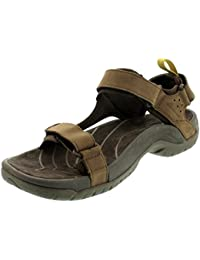 Teva Tanza Leather, Sandales homme