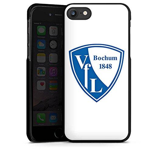 Apple iPhone X Silikon Hülle Case Schutzhülle VfL Bochum Fanartikel Fußball Hard Case schwarz