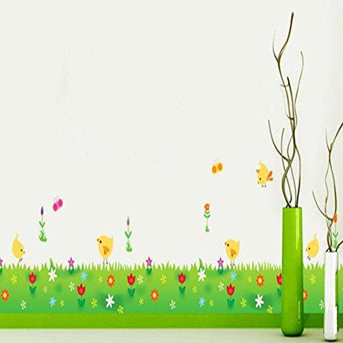 papillons-fleurs-oiseaux-herbes-sticker-mural-papier-maison-autocollant-amovible-en-vinyle-mur-salon