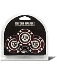 NCAA Texas A and M Golf Chip (3-Pack) by Team Golf