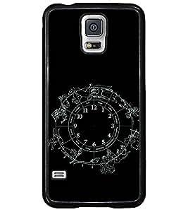 PRINTSWAG ZODIAC Designer Back Cover Case for SAMSUNG GALAXY S5
