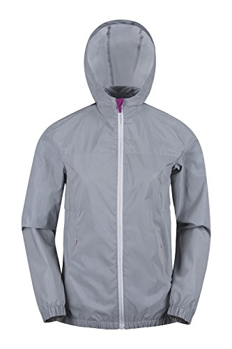 Mountain Warehouse Dashing Reflektierende Damenjacke Silber DE 40 (EU 42)