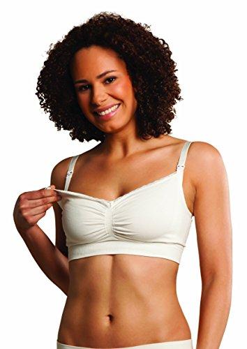 Carriwell - 1022769womens, Reggiseno da donna bianco (Natural White)