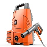 Wgwioo Hochdruckreiniger, Professionelle Waschmaschine Reiniger Maschine Für Auto/Fahrzeug / Terrasse