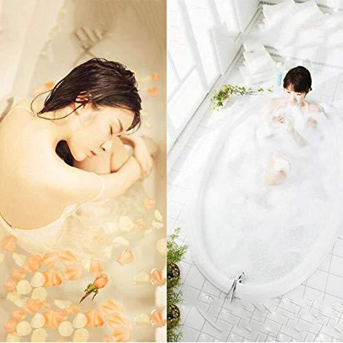 Bath Brush 4 in 1 Elektrische Reinigungsbürste Vibration Gesicht Reinigung des Körpers Massagegerät Wasserdicht Spa Entspannung und Massage Akku betrieben