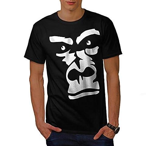 Gorilla Animal Monkey Men L T-shirt |