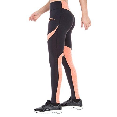 Der GüNstigste Preis Kompression Läuft Legging Nahtlose Gradienten Frauen Hohe Taille Schnell Trocknend Legging Knöchel Länge Yoga Hosen Weiblichen Push-up Sport & Unterhaltung
