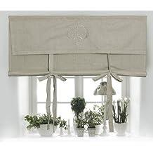 suchergebnis auf f r raffrollo fuer gardinenstange. Black Bedroom Furniture Sets. Home Design Ideas