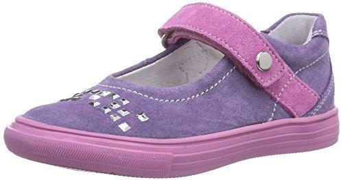 Richter Kinderschuhe Fedora 3112-522 Mädchen Geschlossene Ballerinas Violett (lavender/lollypop  4002)
