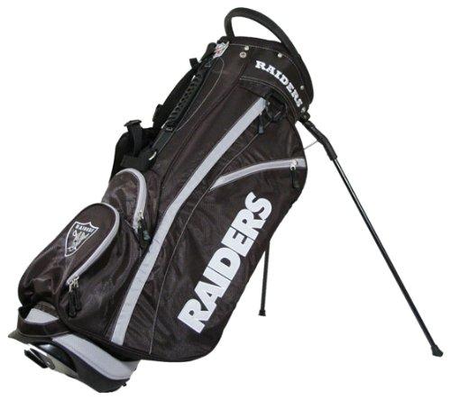 NFL Fairway Golf Stand Bag, schwarz, Einheitsgröße