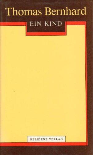 Ein Kind (German Edition)