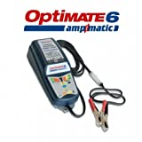 "Chargeur 6 ""optiMate ampmatic»"
