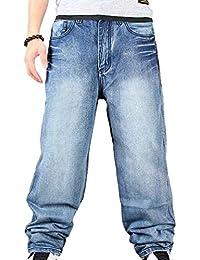 Pantalones Cortos De Mezclilla De Los Baggy Hombres Vaqueros Cargo Unique Stlie Jeans Summer Hip Hop