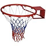 Azone AZS39MD Slam Basketball Ring with Net (Orange)