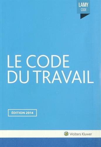 Code du travail par Wolters Kluwer France