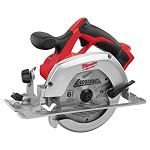 Advanced Milwaukee HD18CS 18v Cordless Circular Saw 165mm Blade without Battery or Charger [Pack of 1] --