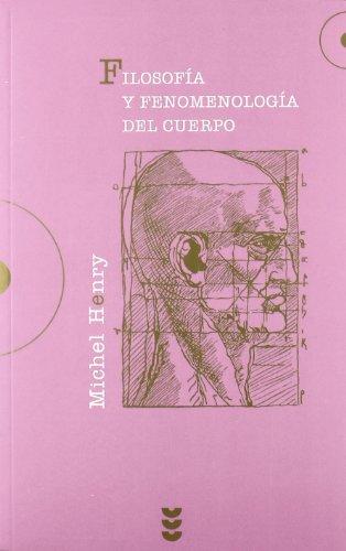 Filosofía y fenomenologia del cuerpo (Hermeneia) por Michel Henry