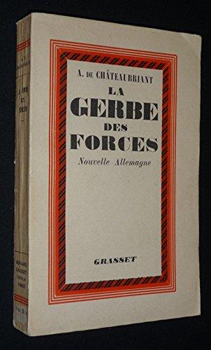 La Gerbe des forces (Nouvelle Allemagne)