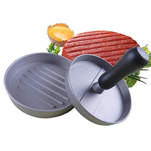 Aluminium DIY Hamburger Presse Patties Maker Mold Küche Rindfleisch Schnitzel Dining Bar für Kochen Werkzeuge Patty Mold