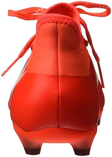 adidas Herren X 16.2 Fg Leather Fußballschuhe Multicolore (Solred/Silvmt/Hirere)