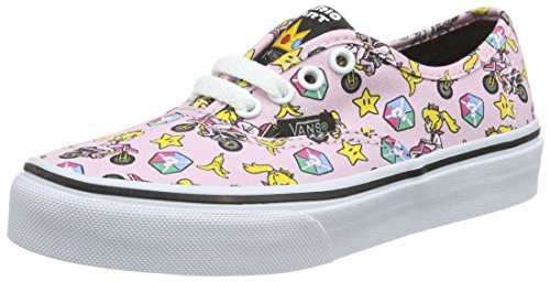 vans-unisex-kinder-authentic-sneakers-pink-nintendo-princess-peach-motorcycle-33-eu