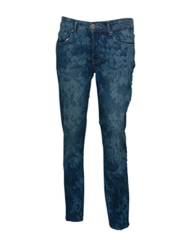 CIMARRON Damen Jeans Hose Regular Fit gerades Bein - mehrfarbig original L